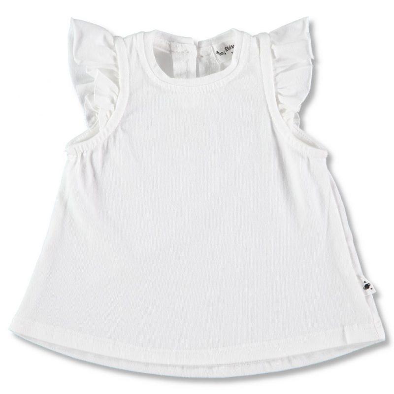 Camiseta sin mangas niña