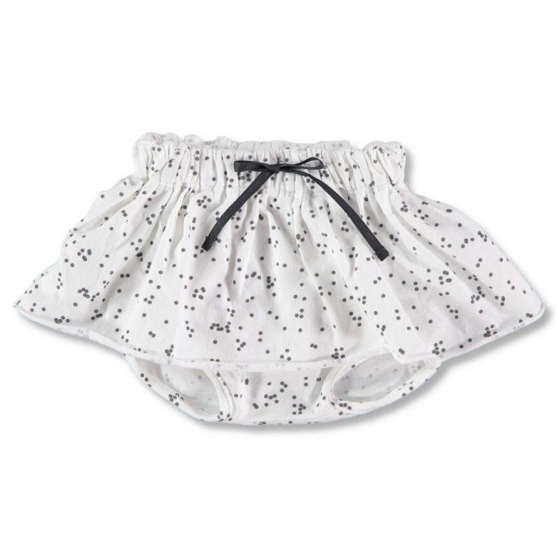 MY LITTLE COZMO MODA - Falda estampada con culotte incorporado