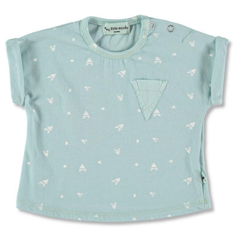 3d0062c33 MY LITTLE COZMO Camiseta agua CA010 02 014 – Tatanet Moda Infantil