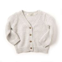 chaqueta de punto de bebe - moda bebe