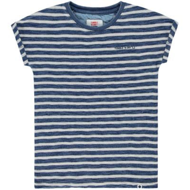 Tumble n Dry - Moda niño - Camiseta de rayas de manga corta