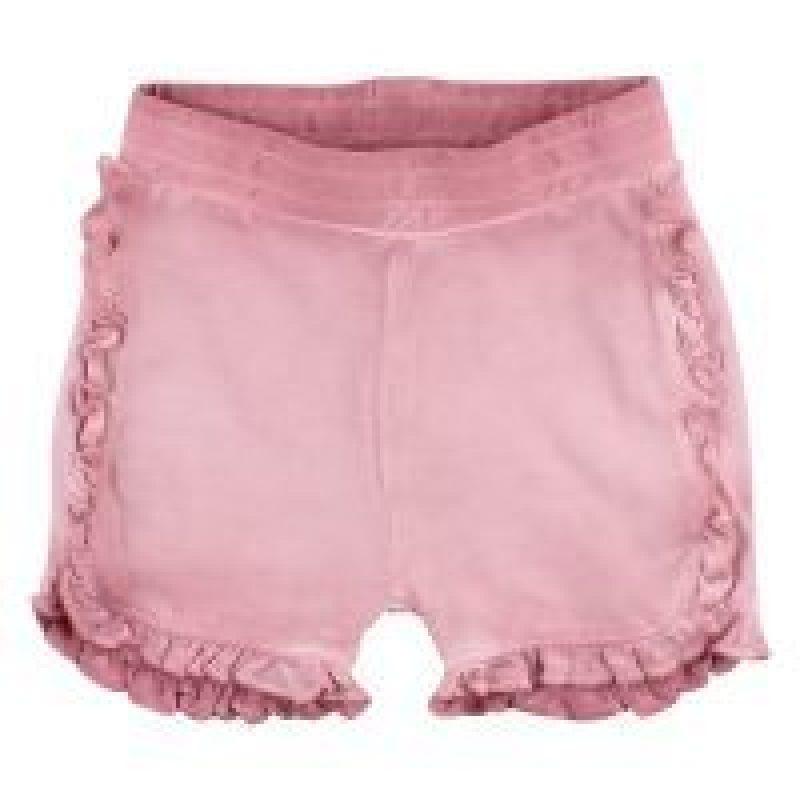 Shorts de algodón para niña de Small Rags