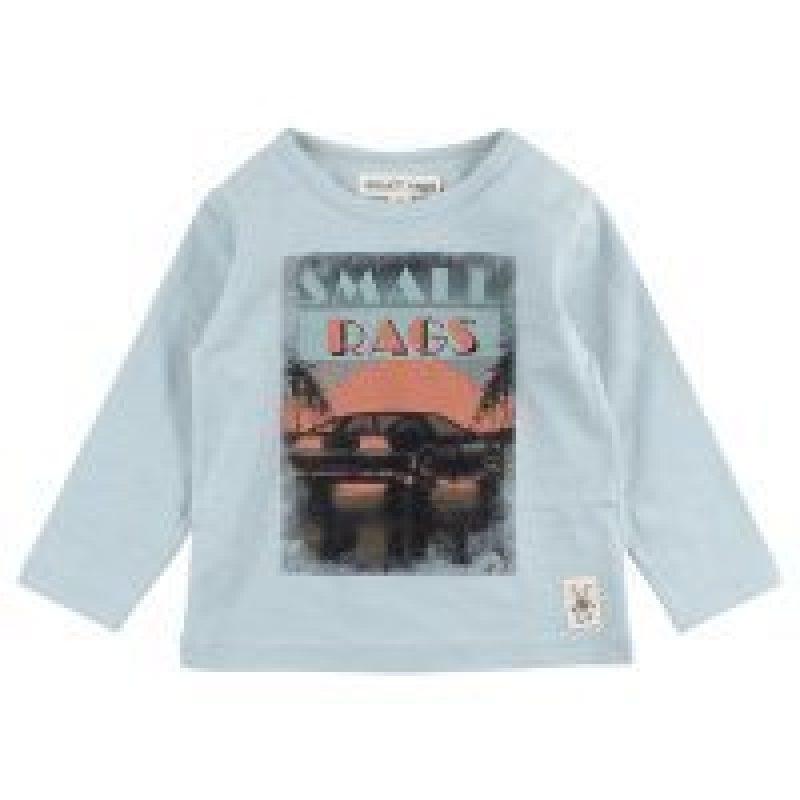Small Rags -Camiseta estampada en manga larga - Moda Niño