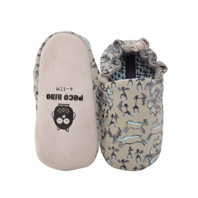 POCO NIDO Cave Painting - TB - Poco Nido Mini Shoes