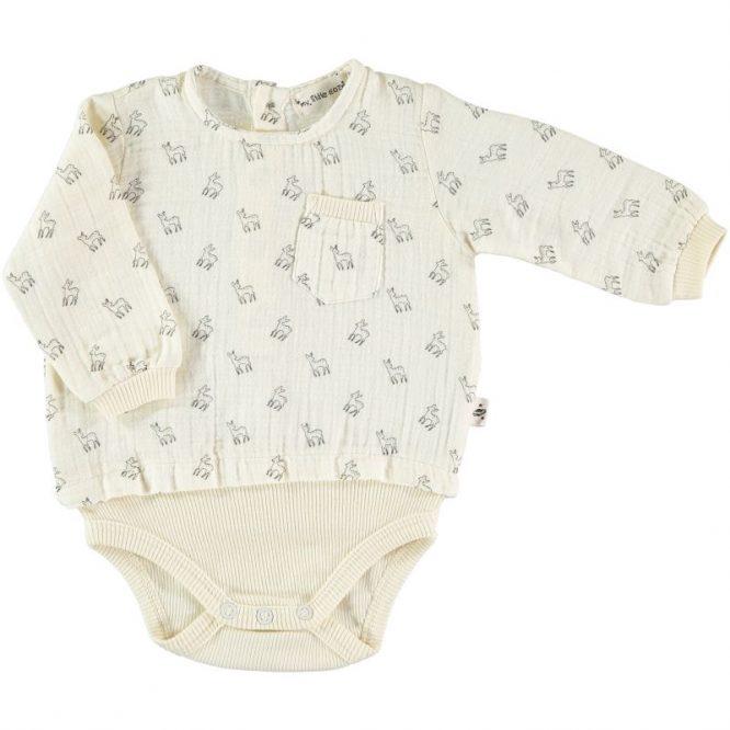 My Little Cozmo camisa bodyca03131 30~White