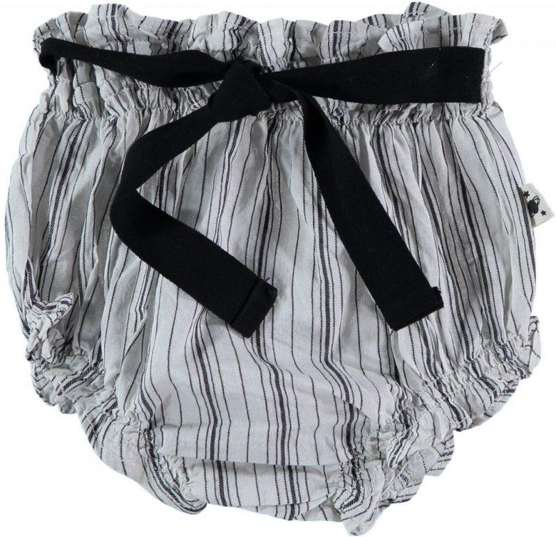 My Little Cozmo culotte de rayas