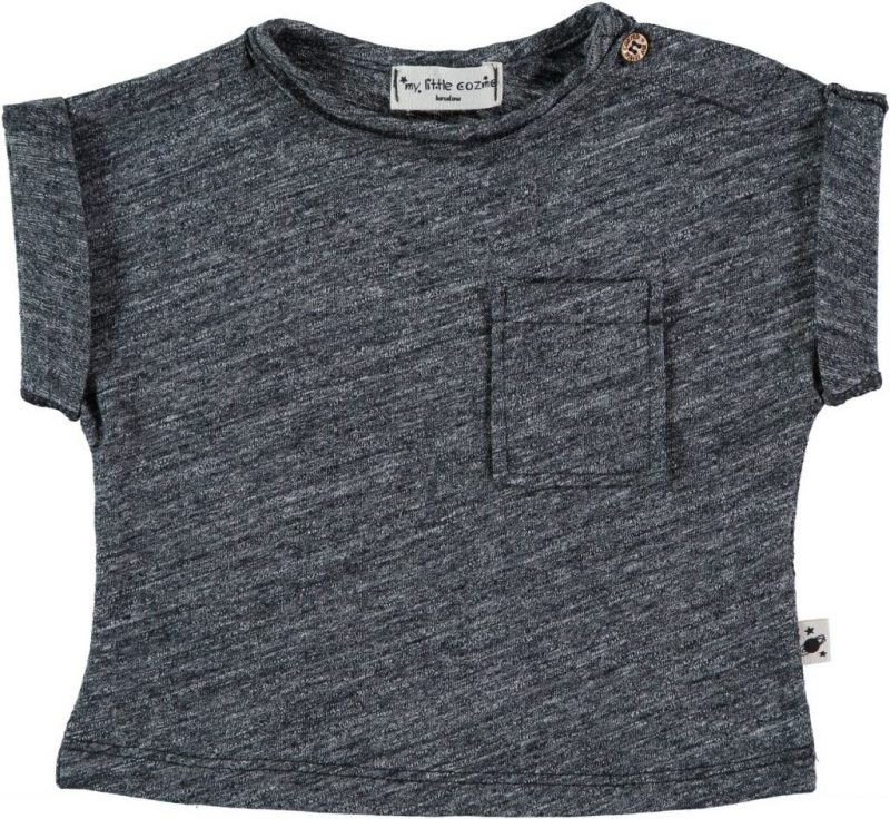 My Little Cozmo camiseta de manga corta en algodón vigoré