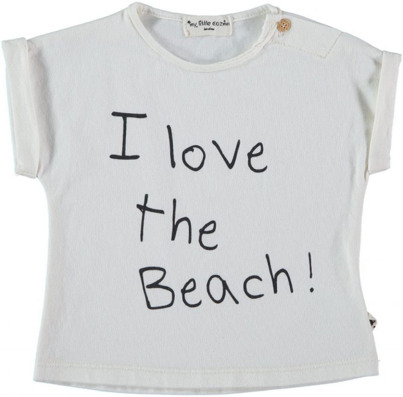My Little Cozmo camiseta de algdón orgánico unisex