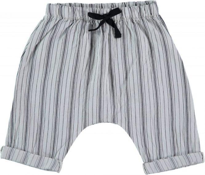 My Little Cozmo Modernos pantalones baggy de rayas