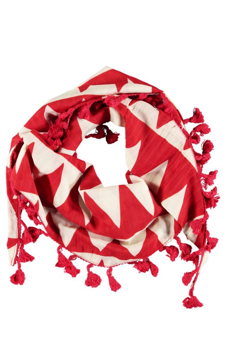 Nono foulard estampado
