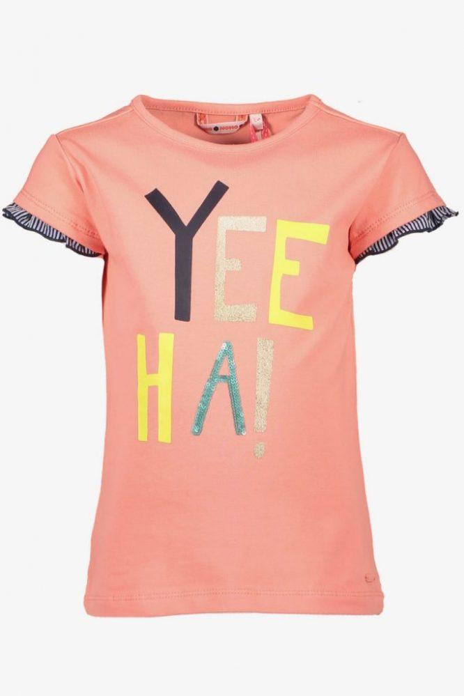 NONO Camiseta de manga corta en alegres colores