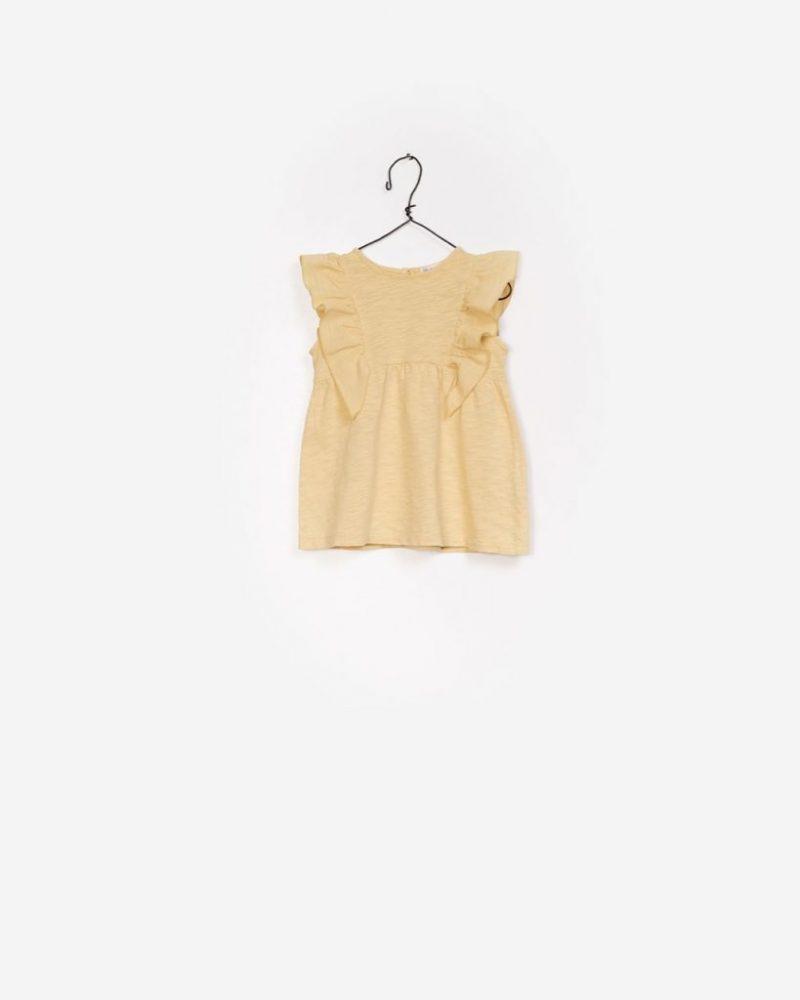 Play Up Precioso vestido de algodón orgánico