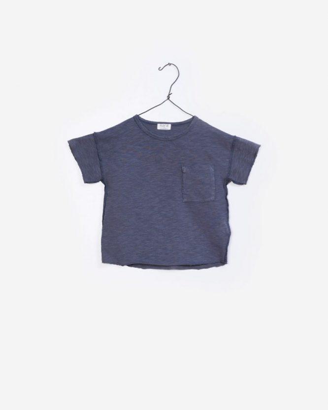 Play Up camiseta de manga corta de algodón orgánico para niño