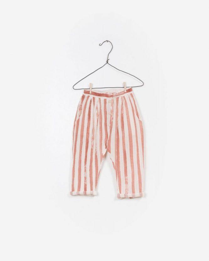 Play Up Pantalón ancho de rayas de niña