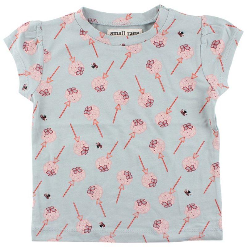 Small Rags camiseta estampada