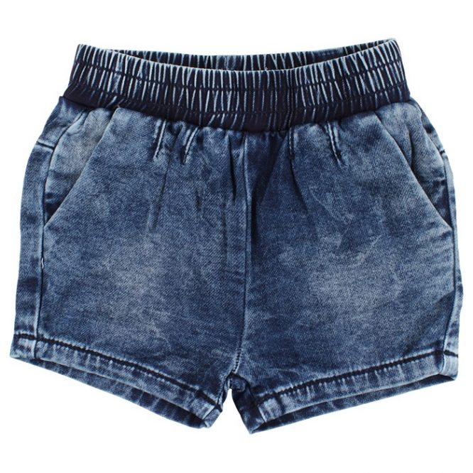 Small Rags Shorts vaqueros con stretch