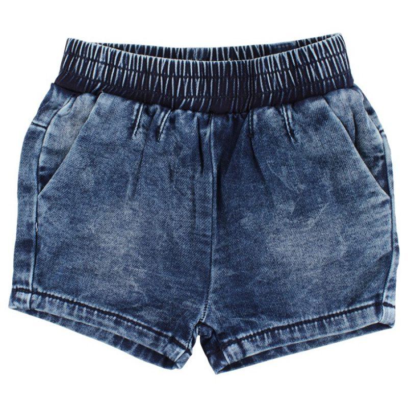 Small Rags Shorts vaqueros con stretch