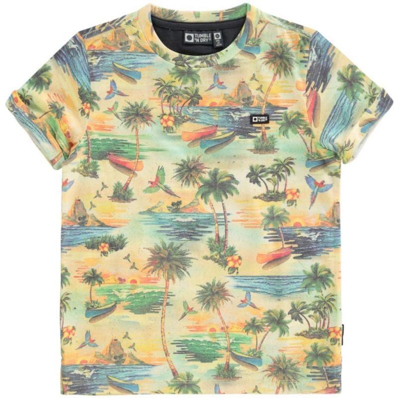 Tmble and Dry camiseta estampada