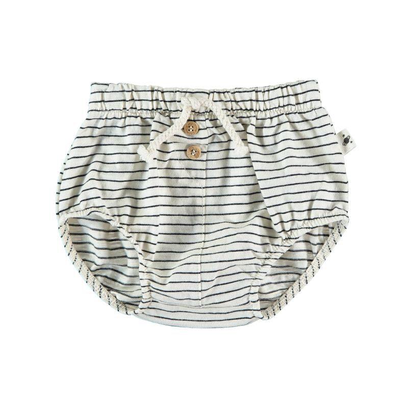My Little Cozmo Culotte de rayas en algodón