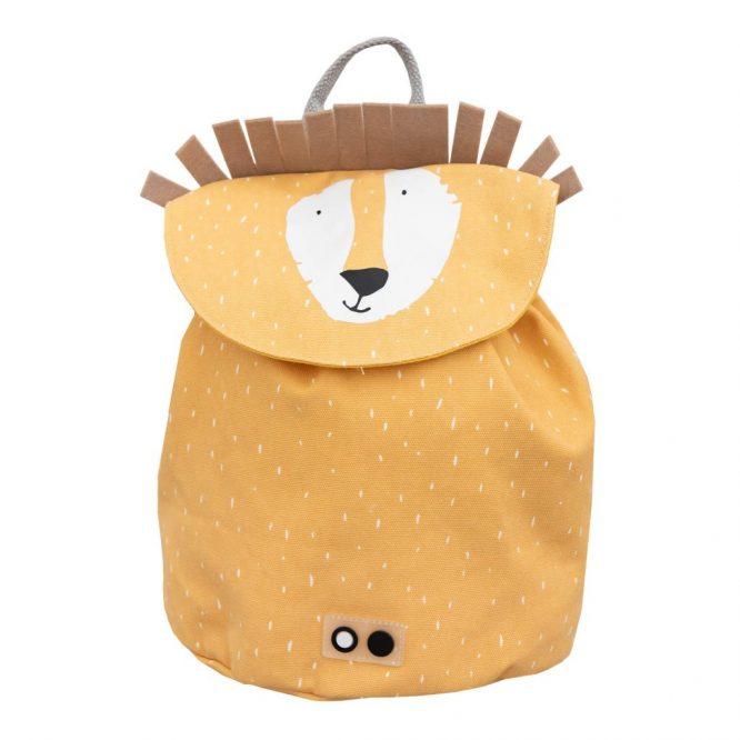 Trixie mochilas originales con divertida forma de león