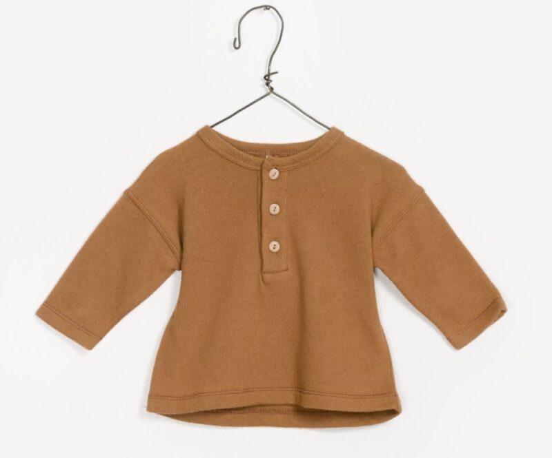 Play Up camiseta de algodón orgánico