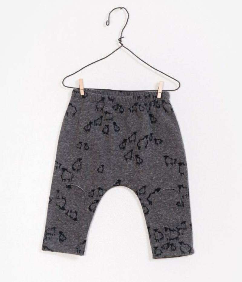 Paly Up pantalón de chandal estampado