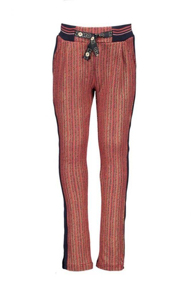 Nono - Pantalones elásticos estampados en glitter