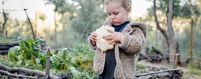Play Up abrigo de lana - lifestyle