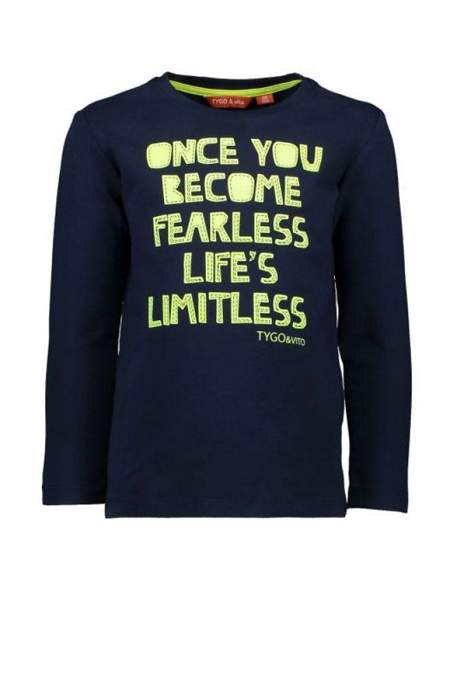 Tygo Vito camiseta de manga larga