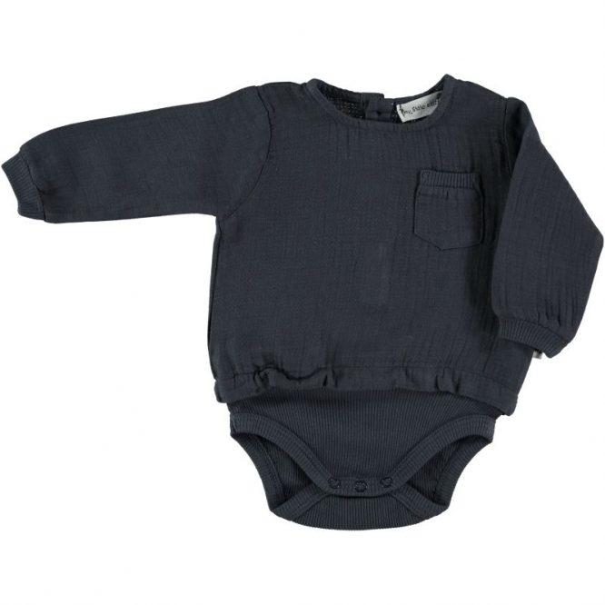 My Little Cozmo Camisa con body