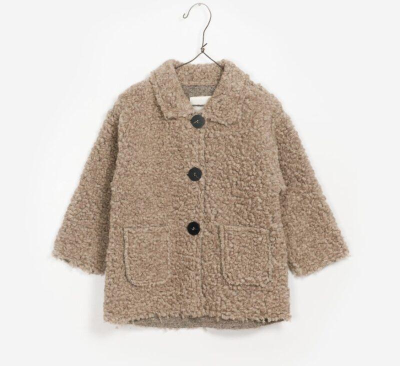 Play Up abrigo de lana