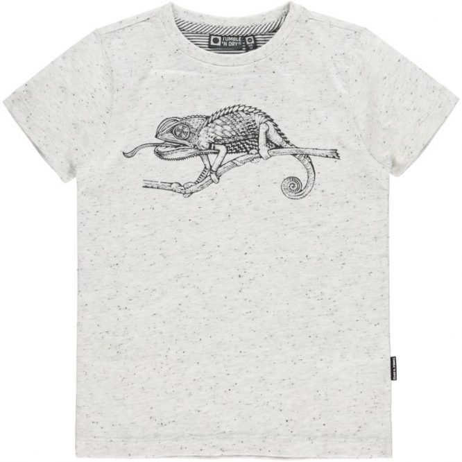 Tumble and Dry Camiseta vigoré con efecto vigoré y estampado delantero