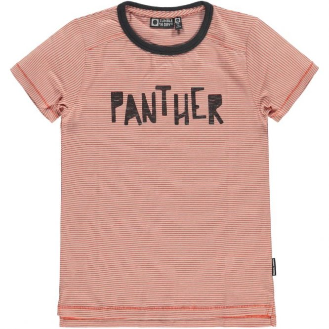 Tumble and Dry Camiseta de rayas vintage