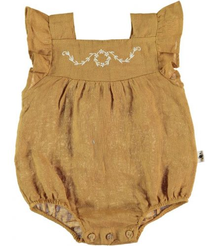 My Little Cozmo pelele de lino para bebé