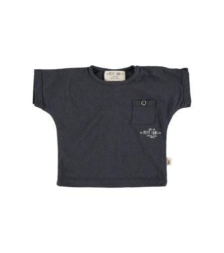 Petit Indi Camiseta de niño de manga corta