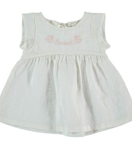 My Little Cozmo Vestido de lino