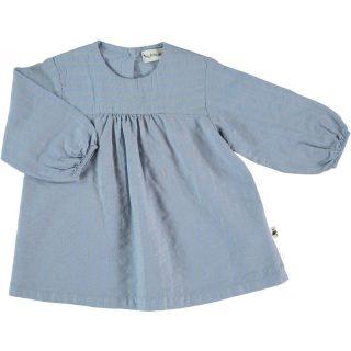 MY LITTLE COZMO Vestido Twig56 - Azul