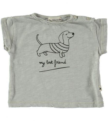 My Little Cozmo Camiseta de algodón de manga corta