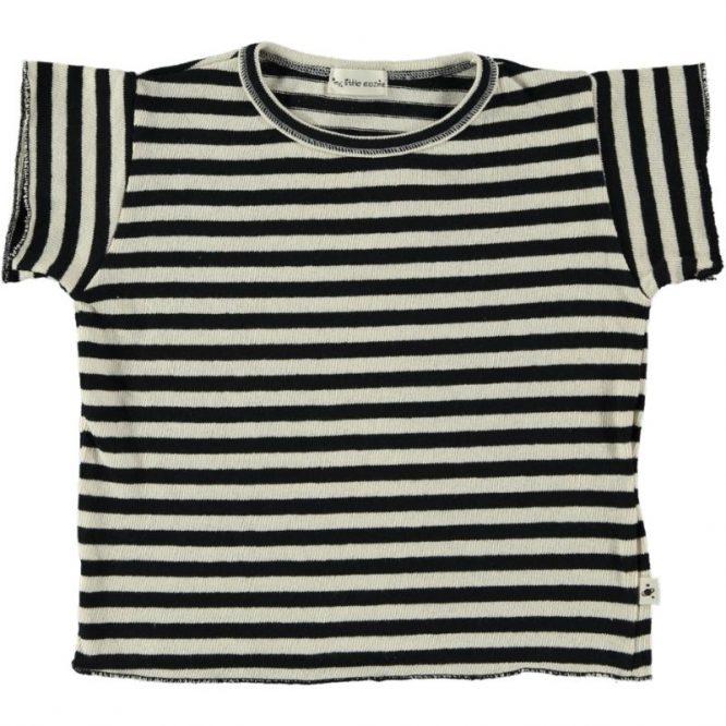 My Little Cozmo - Camiseta de rayas en manga corta unisex