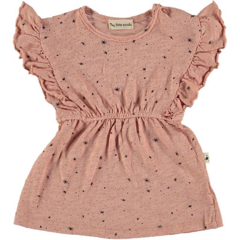 My Littlle Cozmo - Un fresco vestido estampado en algodón