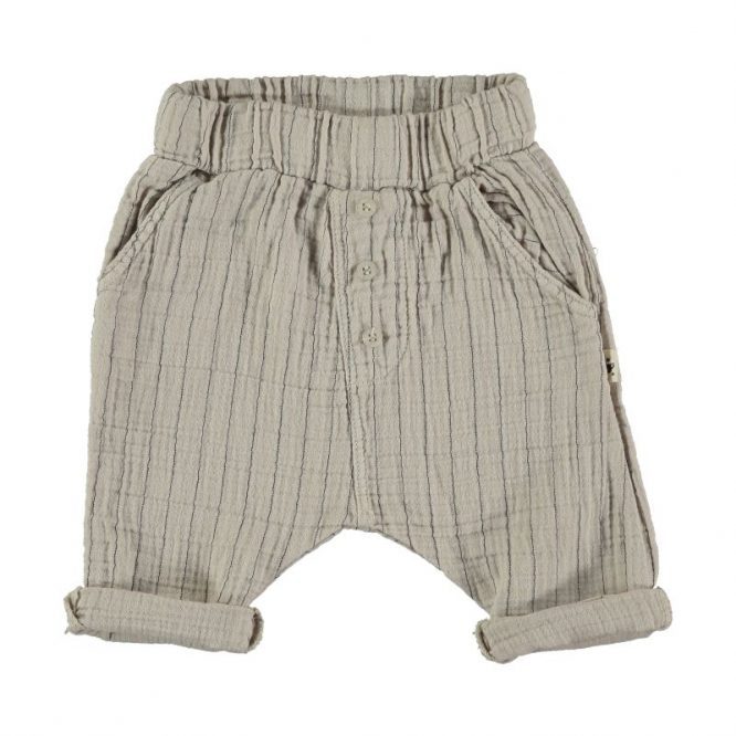 My Little Cozmo pantalón largo de rayas
