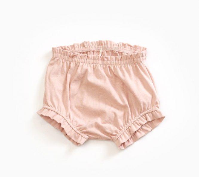 Play Uop culotte liso en algodón orgánico