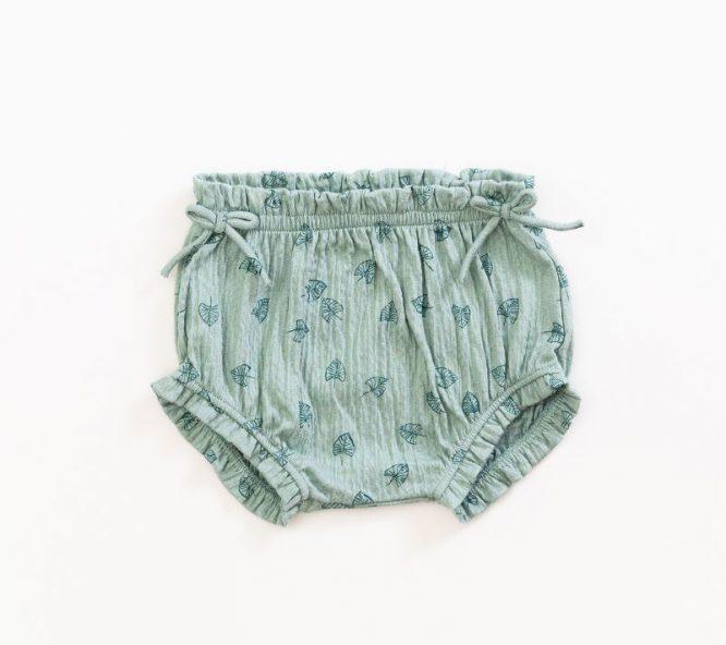 Play Up culotte estampado en algodón orgánico