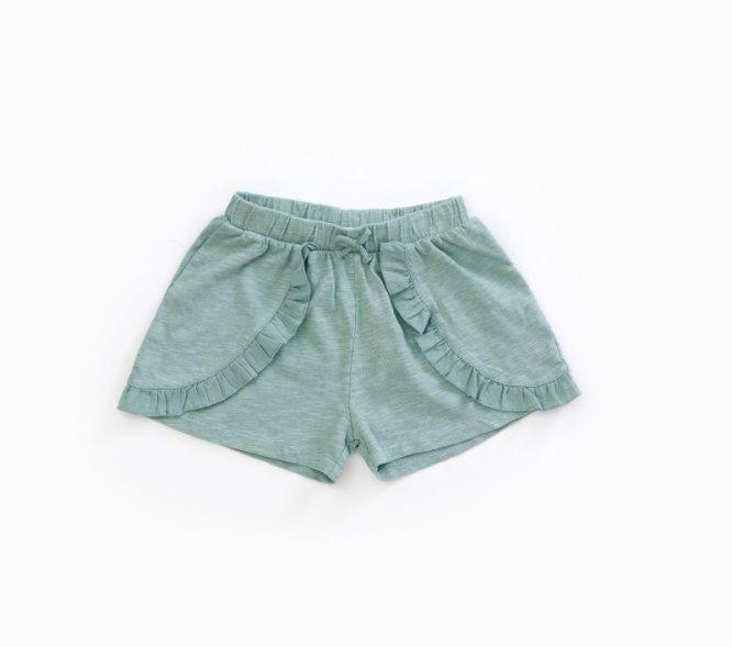 Play Up Shorts de algodón orgánico