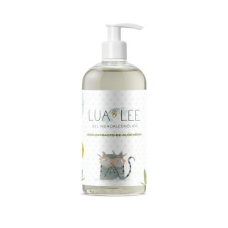 Lua & Lee Gel hidroalcohólico 500 ml