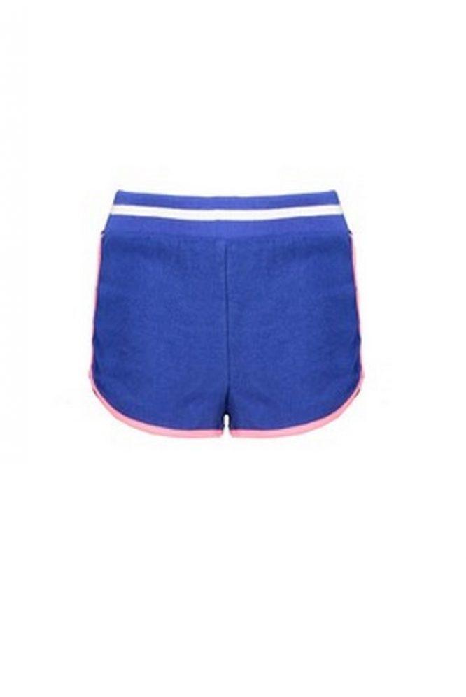 B-Nosy shorts de rizo en algodón