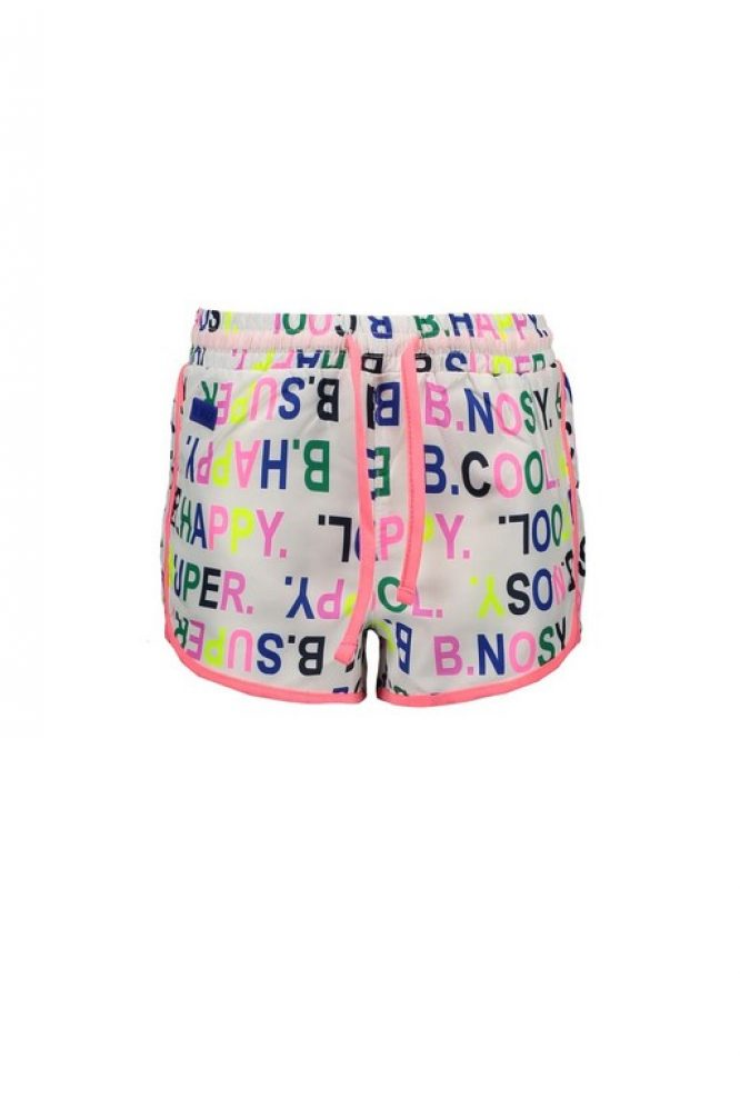 B-Nosy shorts de poliester para niña