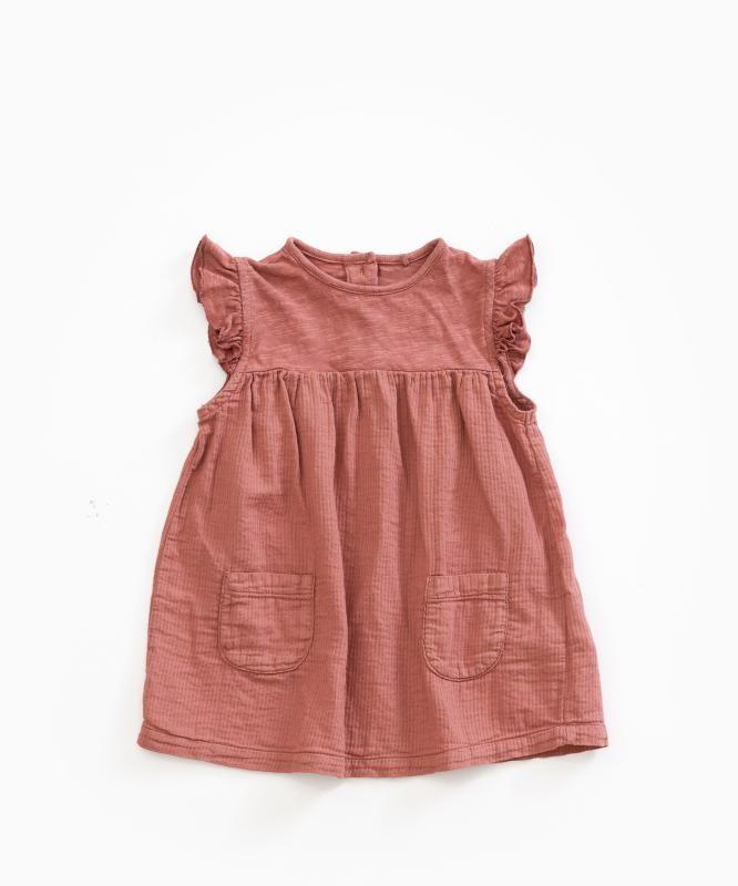 Play Up vestido de algodón