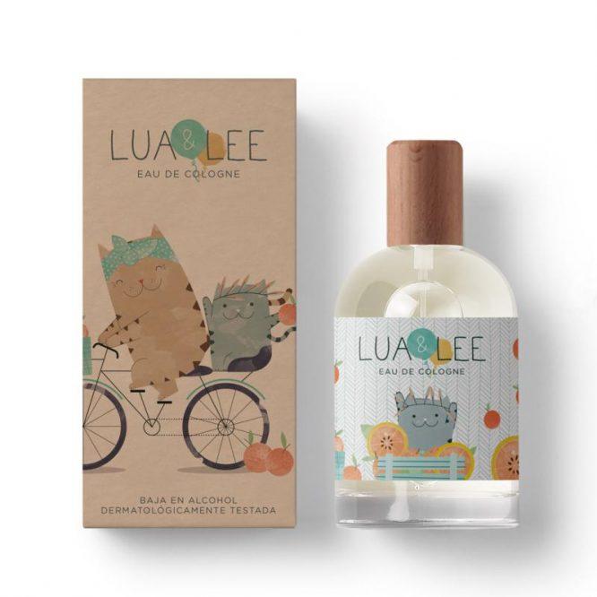 Agua de colonia Lua and Lee