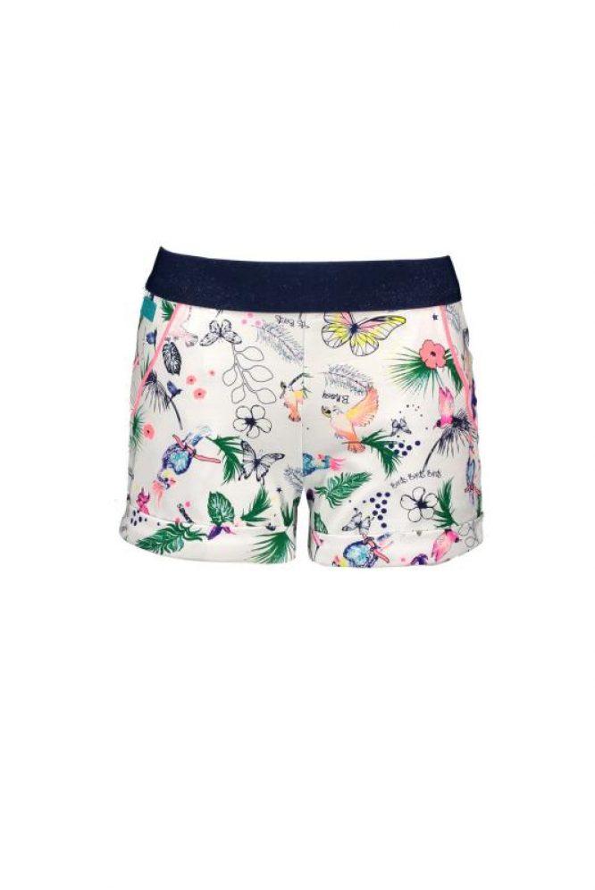 B-Nosy Shorts estampados de algodón